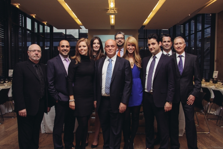 Yorkville celebrates its fourth annual Toronto Investment Forecast at the Gardiner Museum
