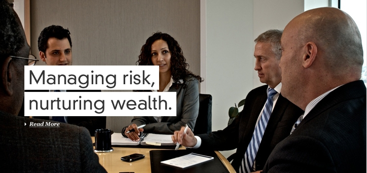 Managing Risk, Nurturing Wealth